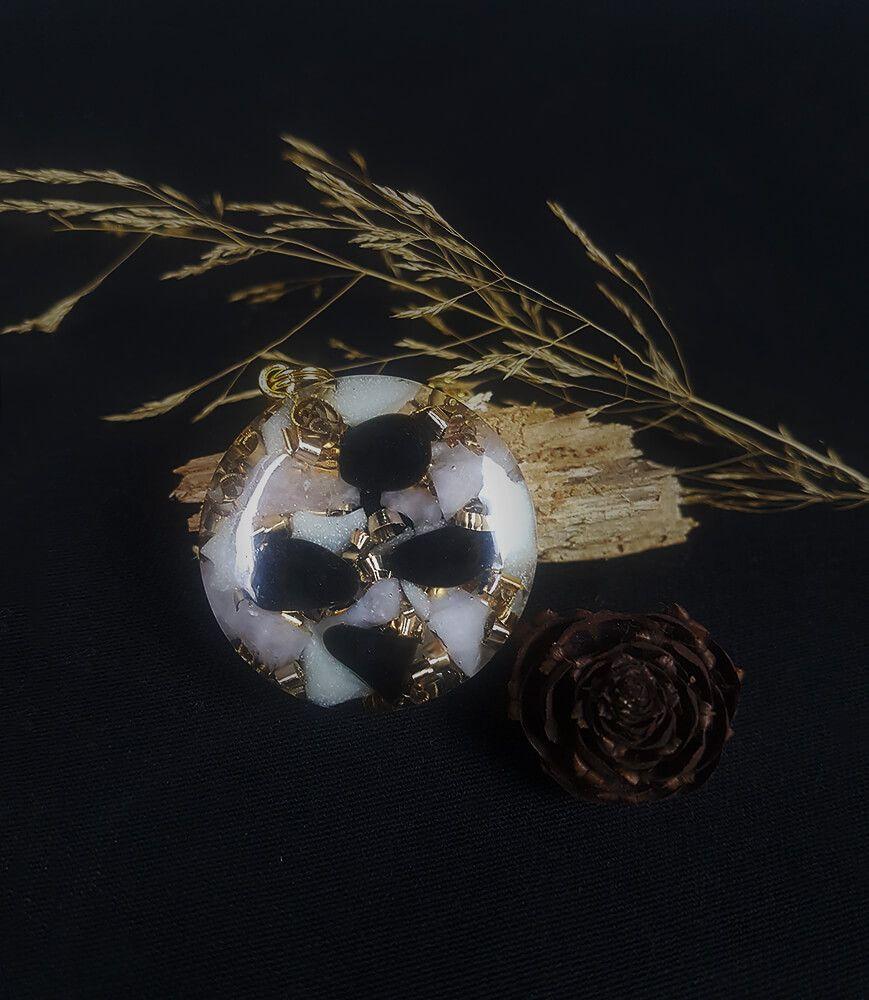 Bijou Orgonite Phosphorescent Bijoux et Orgonites